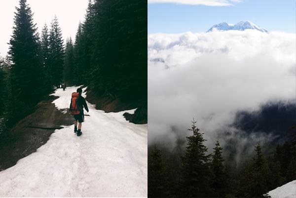 High Hut / Hike 06