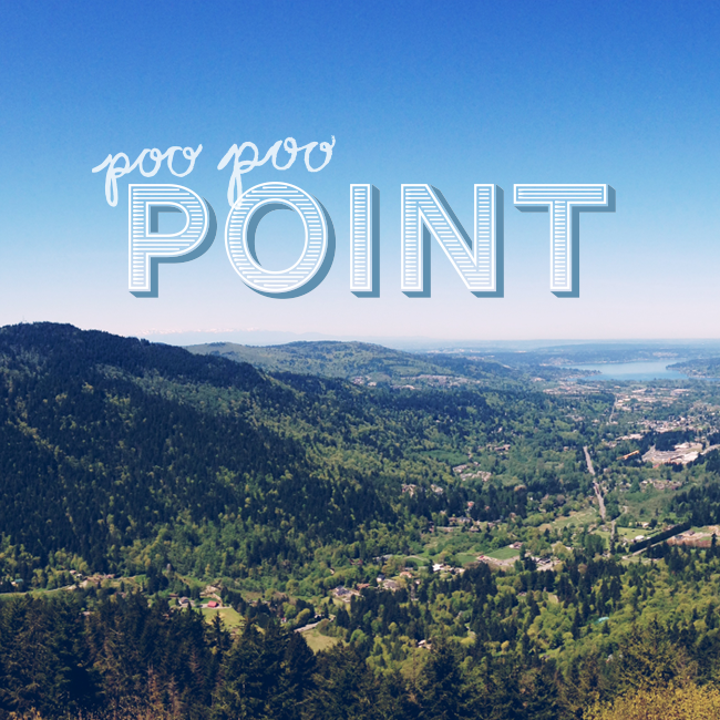 Poo Poo Point / HIkes 05