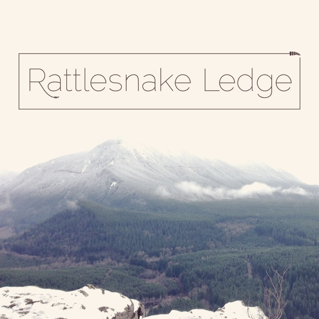 Rattlesnake Ledge / Hike 01