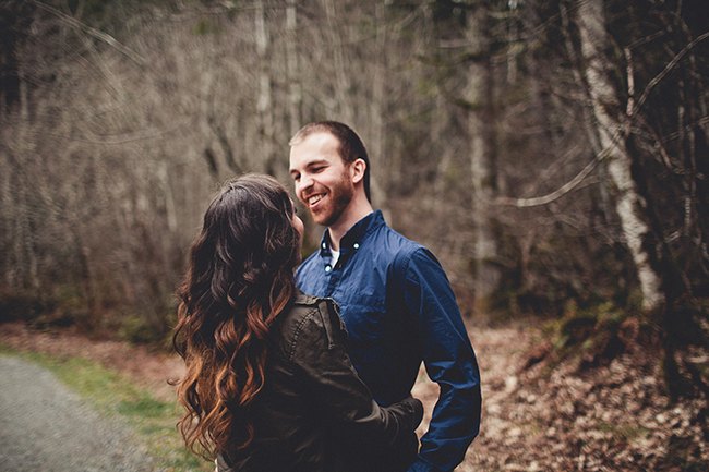 Rattlesnake Lake Engagement // Dustin & Holly