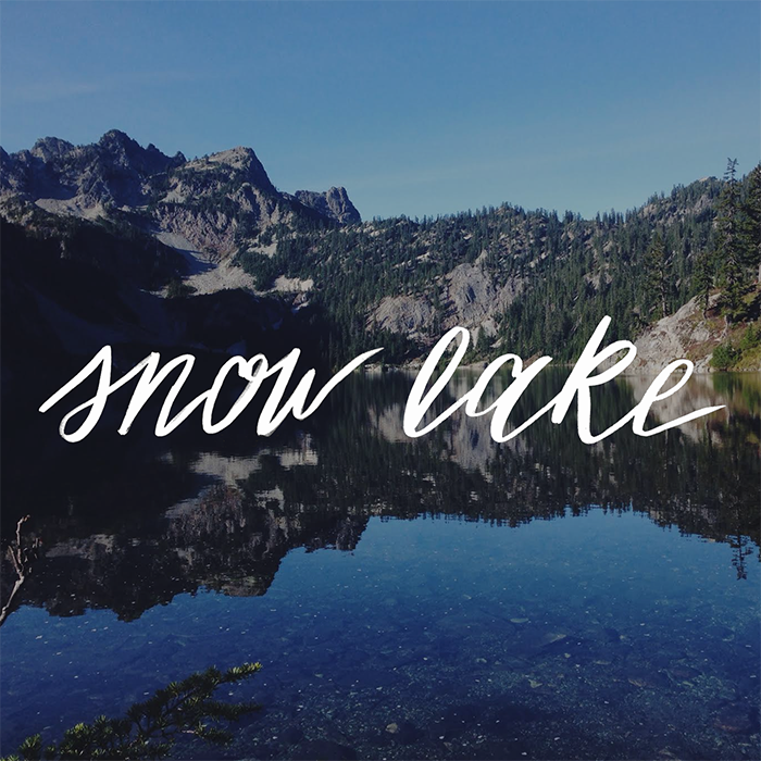 Snow Lake / Hike the PNW