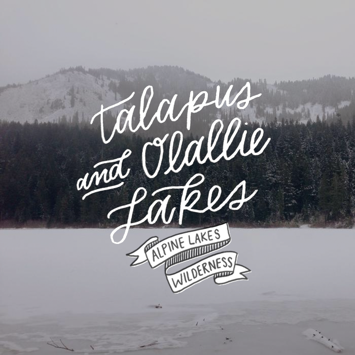 Talapus & Olallie Lakes // Hike the PNW