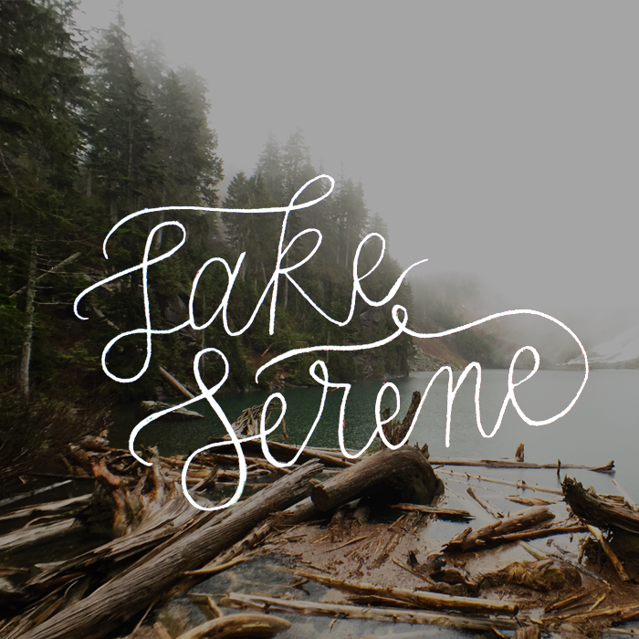Lake Serene, Central Cascades