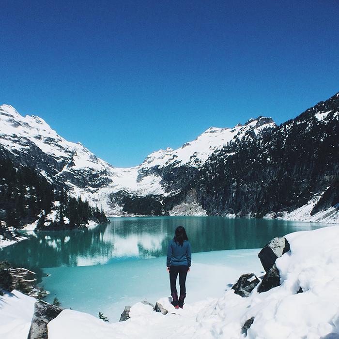 Blanca Lake, Central Cascades